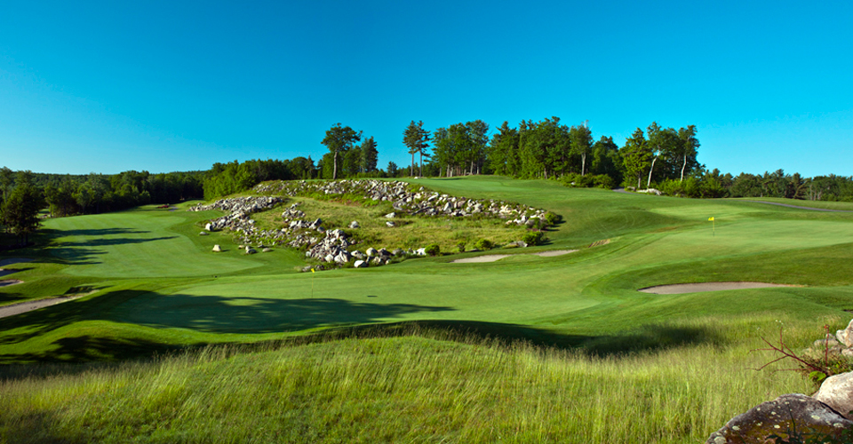 Play Golf in Maine